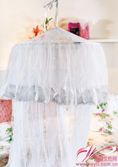 蚊帐做裙子的步骤图解