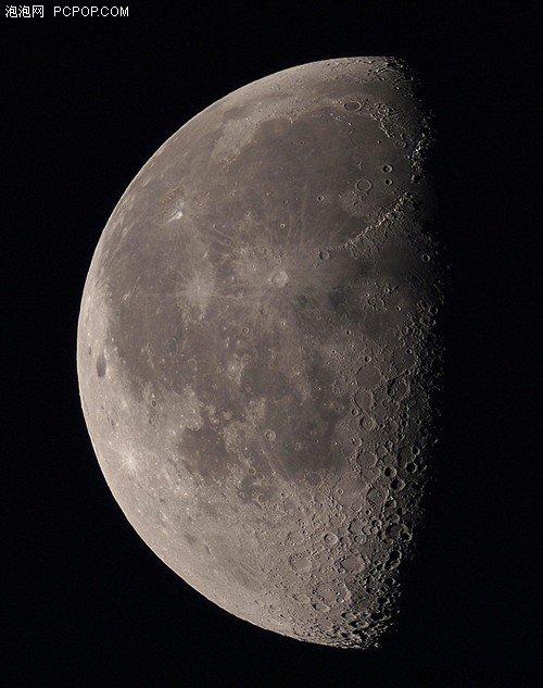 单反如何拍摄月亮