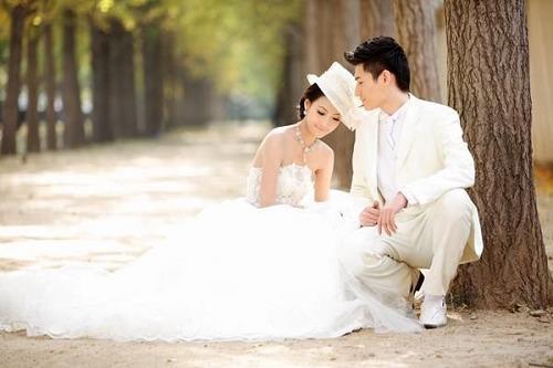 现在婚纱照流行趋势