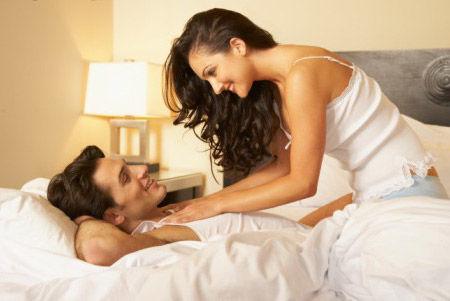 不同体位影响受孕 揭秘5大最经典性生活姿势_