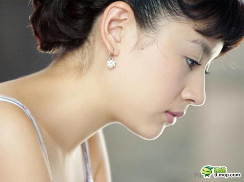 鼻子最漂亮的女明星