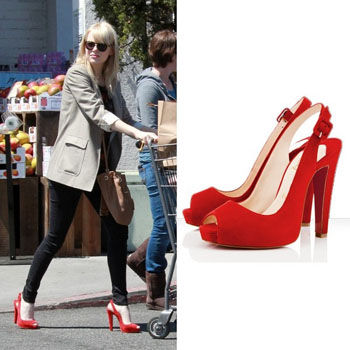 christina louboutin online sale: Inventory female star favorite ...