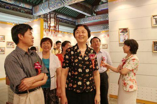北京市计生协启动和谐计生协会摄影展