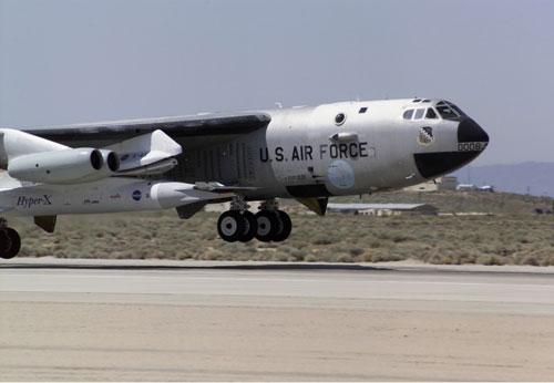 美国高超音速飞机第二次试飞失败
