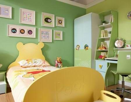 """儿童房家具摆放风水八个""""不要""""(图)"""