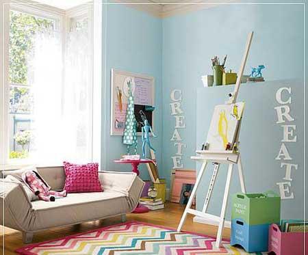 少年强则中国强 看绝美宜家青少年卧室装修的详细内容,室内装饰设计