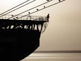 亚丁湾商船自力更生防海盗