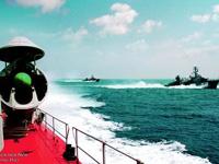 中越两国海军完成联合巡逻 越舰访问湛江[组图]