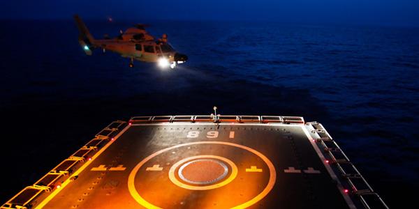 中国海军亚丁湾护航影像集(下)