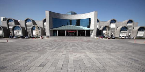 探访新疆维吾尔自治区博物馆[组图]