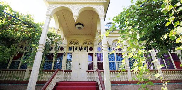 伊犁传统民居博物馆——喀赞其民俗旅游区民居[高清]