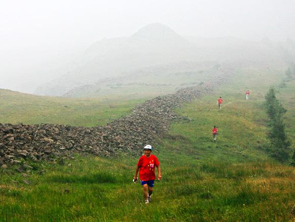 徒步坝上 穿行高山草甸