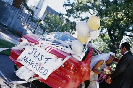 婚庆车队的讲究 -待婚的注意了 婚车也有10大风水讲究