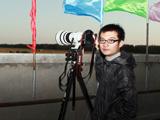 中国网记者三地直播天宫一号发射