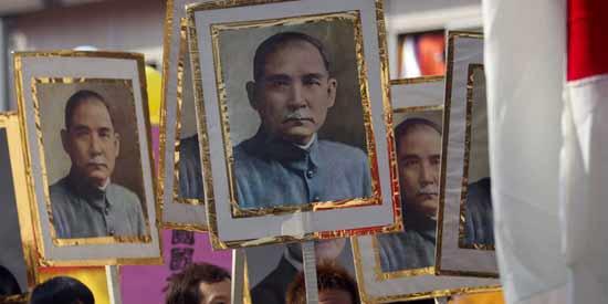 日本華人華僑慶祝辛亥革命100週年