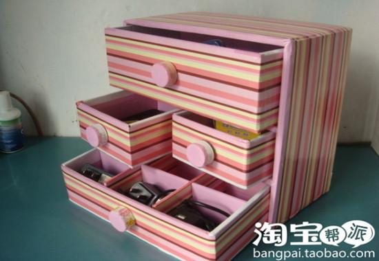创意DIY 巧用废弃首饰和小物件收纳品