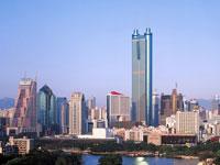 高交会举办城市——深圳