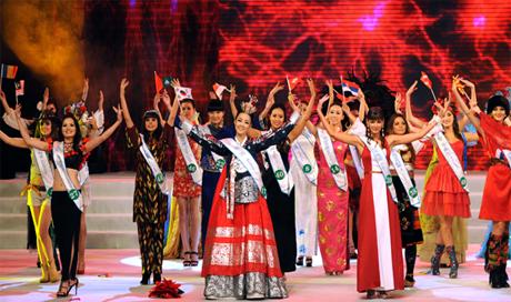 2011全球生态旅游小姐世界总决赛