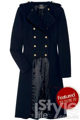 大衣款型推荐时髦过秋冬 有一款你就赢