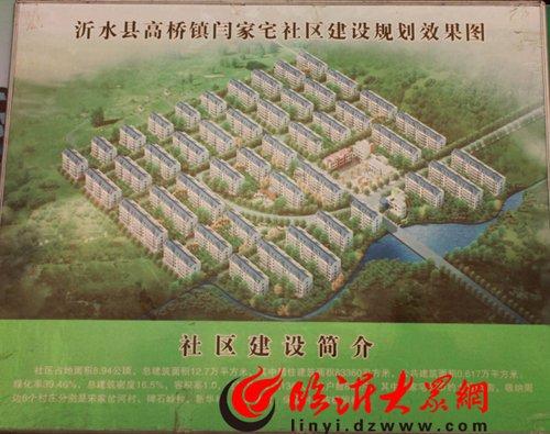 仓前高桥农村规划图