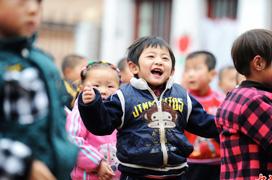 甘肅正寧事故後政府組建幼兒園重新開園