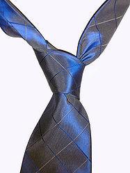 男士 领带/平结...