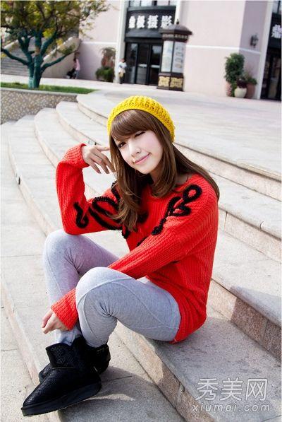 清新 大方/宽松、柔软、舒适的毛衣必然是秋冬季都非常受欢迎的单品,大方...