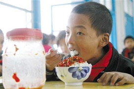 營養餐補助將建實名制系統 防止冒領及套取(圖)