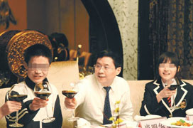 尖子生可與校長共進晚餐 被疑歧視校長稱是激勵