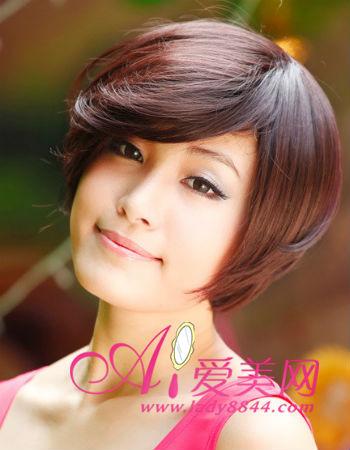 青春接力赛 减龄发型短发第一