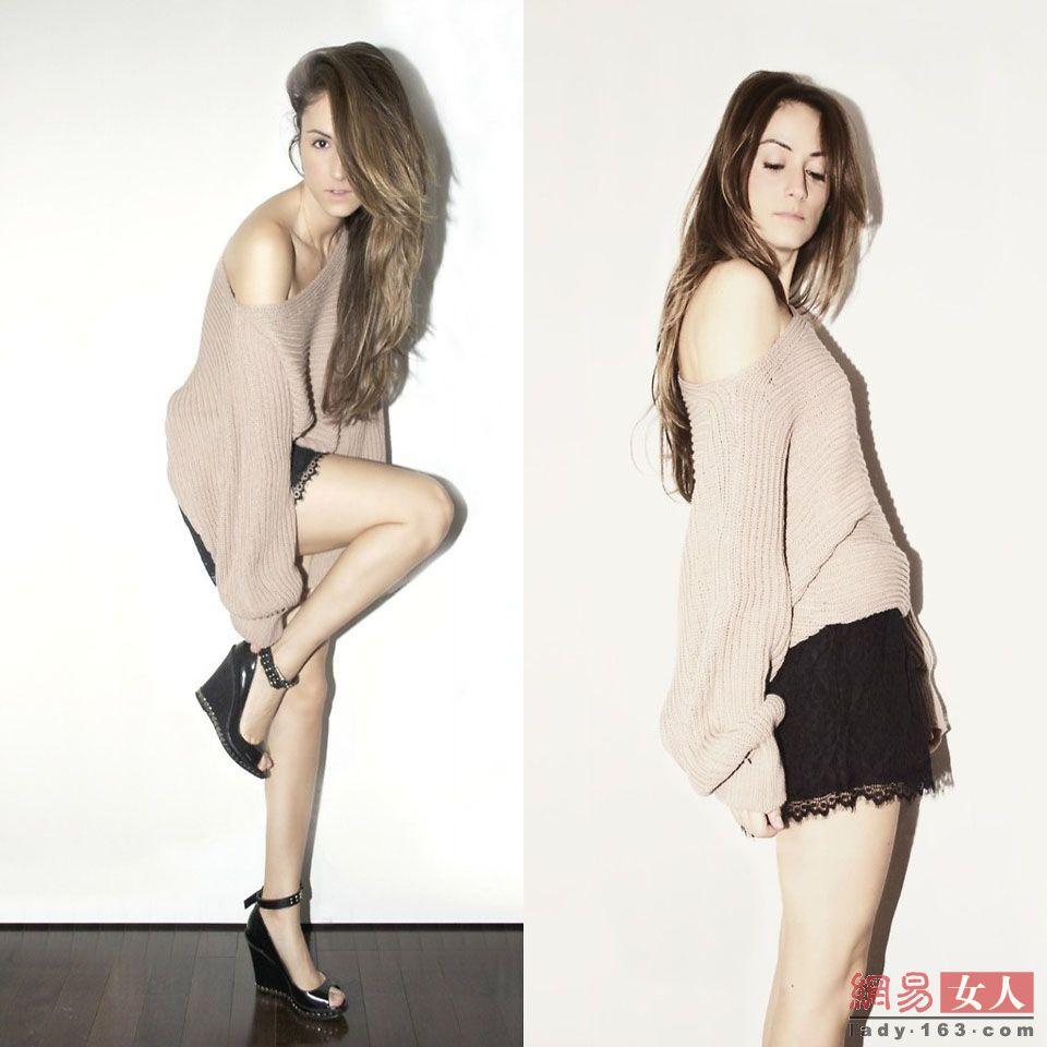 高清图:全球美女时尚街拍大搜罗 中国日报网