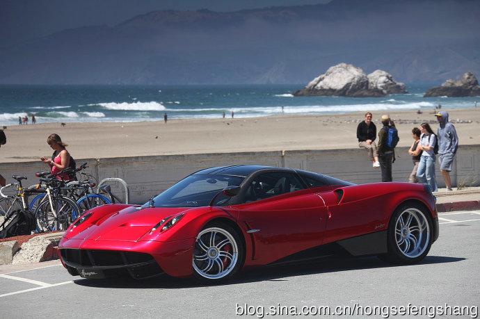 Pagani New Car