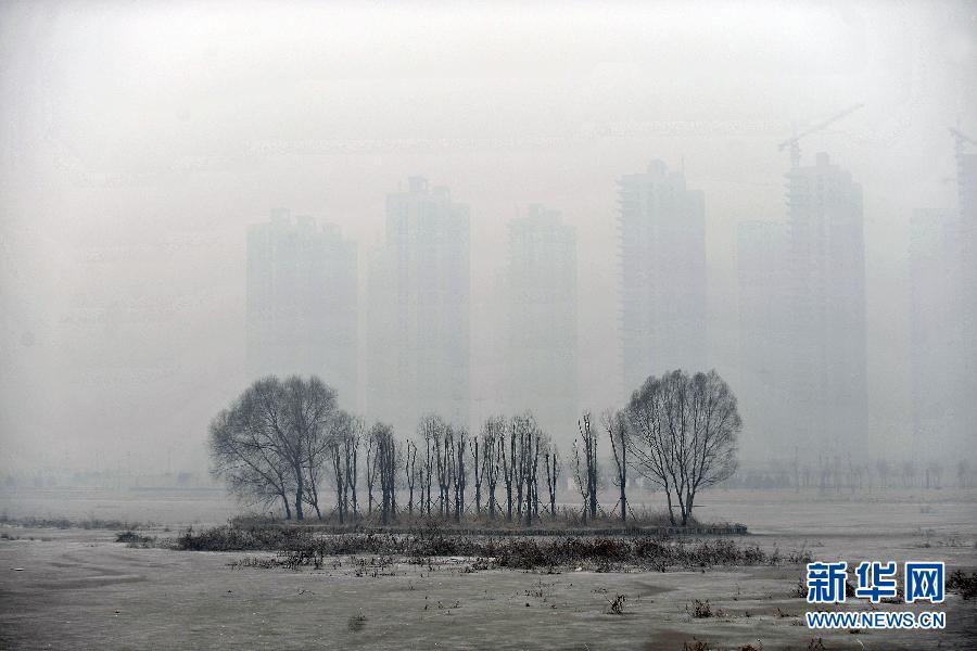 雾霾罩吉林(清)