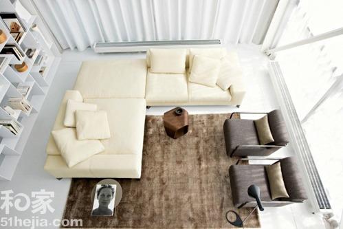 风格的欧式客厅