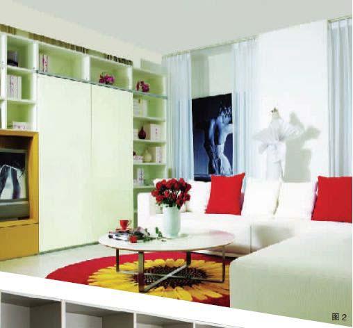 参考案例:   装修指南:藏书与收纳兼具   在居室内,书房已变成不可或缺的角色,但如果室内并没有专门的书房,人们又该如何满足看书读报的需求?将客厅演变为书房则是很好的办法,将电视背景墙进行延伸,利用客厅1-2面墙壁设计为满铺式书柜,一个简洁、雅致的书房便诞生了,这种方式既没有破坏客厅的正常功能,还让客厅显得别具一格。