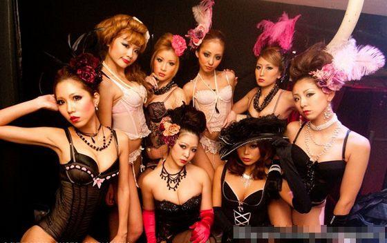 日本美女疯狂夜生活 尺度惊人堪称全球第一图