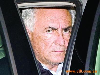 赖克斯 斯特劳斯/法国:IMF前总裁卡恩被拘留传讯