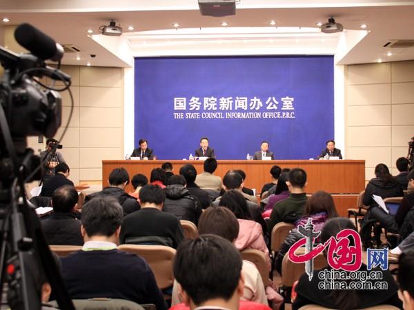 国新办就四川灾后重建情况举行新闻发布会