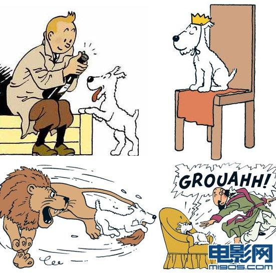 84届奥斯卡搞了个动物园:《艺术家》uggie最得宠