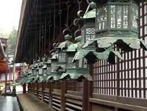 奈良縣神社——春日大社