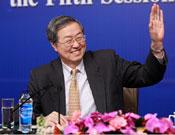 部长脸谱--中国人民银行行长周小川[组图]