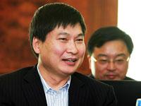 全国政协委员、第一汽车集团公司进出口公司总经理李维斗
