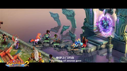 《梦幻诛仙2》如此优秀的金牌制作班底冯绍峰这样出色的演...
