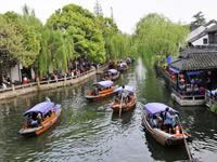 中国第一水乡——周庄古镇[组图]