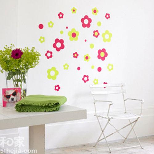 11种儿童房墙贴 简单装饰童趣无限(组图)