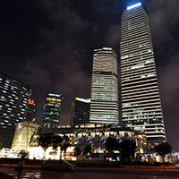 上海都市的繁华——陆家嘴金融贸易区[组图]