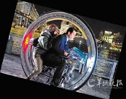 《黑衣人3》25日上映 剧情抢先看(图)