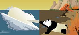 全球变暖创意公益广告[组图]