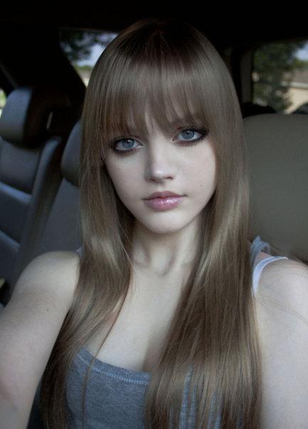 少女酷似真人芭比-中国女孩酷似芭比娃娃 16女孩酷似芭比娃娃 美女女