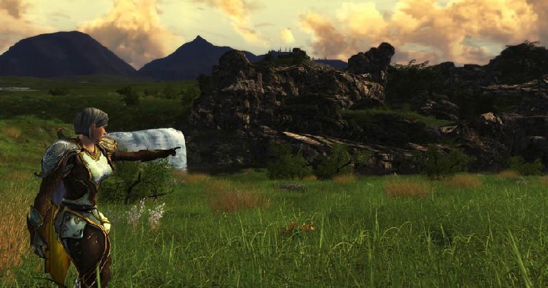 《指环王OL:洛汗骑士》最新游戏截图   《指环王OL:洛汗骑...